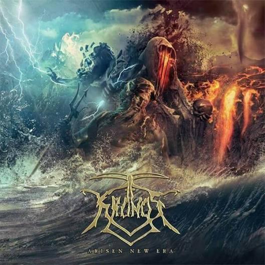 Kronos Album Cover