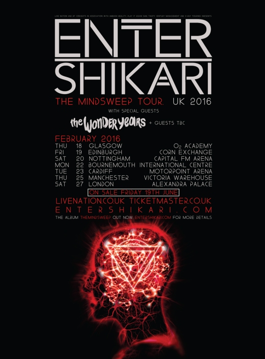 EnterShikariTour2016