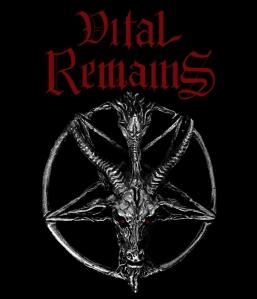 Vital Remains banner
