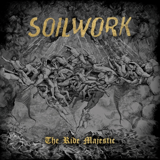 Soilwork - The Ride Majestic - Artwork