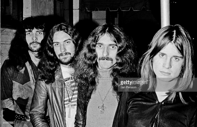 Black Sabbath,Copenhagen December 1970