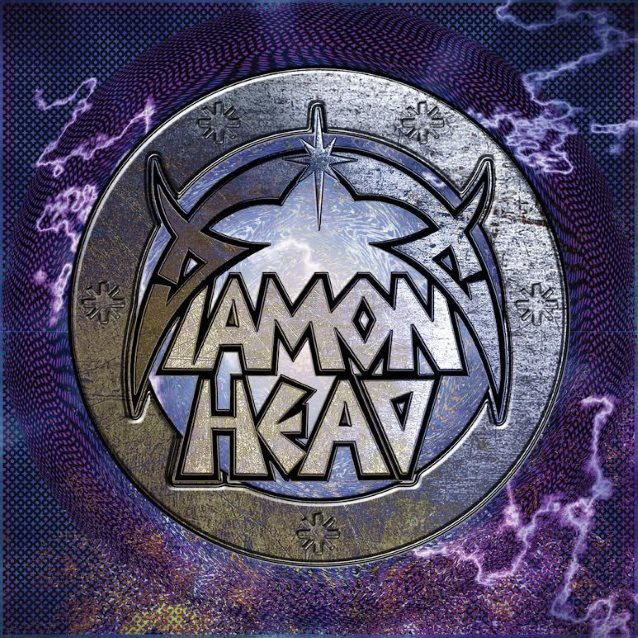Diamond Head Self-Titled Album Cover