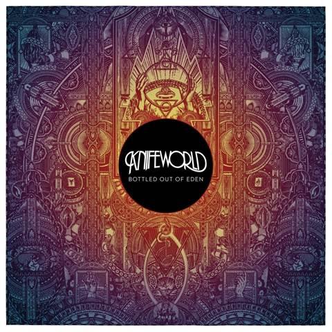Knifeworld - Bottled Out Of Eden Cover